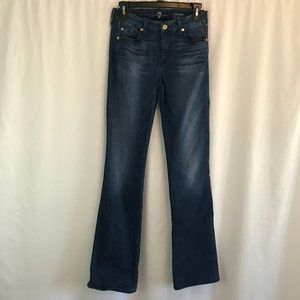 Seven For All Man Kind Kimmy Bootcut Stretch Jeans